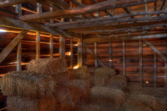 Free HDR Barn Royalty Free Stock Photos - 8798008