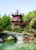HDR-beeld Chinese tempel # 2 Royalty-vrije Stock Afbeeldingen