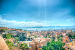 Hdr in Cagliari Stock Photo
