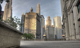 HDR of Chicago Stock Images