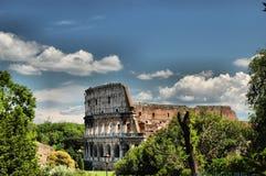 HDR Colosseum Bild Stockfotos