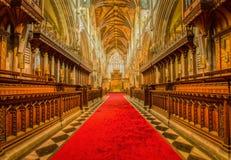 Abadía de Selby Fotografía de archivo
