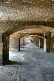 HDR de la fortaleza Jefferson Fotografía de archivo