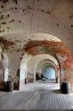 HDR de la fortaleza Pulaski Fotos de archivo