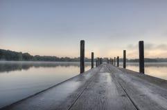 HDR do lago Okoboji Fotos de Stock Royalty Free