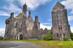 hdr dromore замока Стоковая Фотография RF