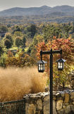 HDR of Fall in North Carolina Royalty Free Stock Image