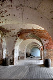 HDR of Fort Pulaski Stock Photos
