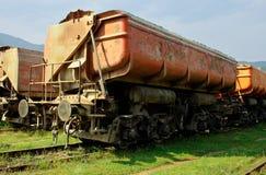 hdr frachtowy pociąg Obraz Stock