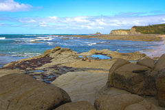 HDR Image - Cape Paterson Royalty Free Stock Images