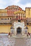 Wind Palace Of Jaipur. HDR Image of Jaipur Wind Palace, Rajasthan royalty free stock image