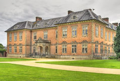 An HDR image of seventeenth century Tredegar House Stock Images