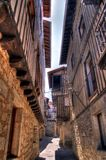 HDR images of La Alberca. Stock Photography