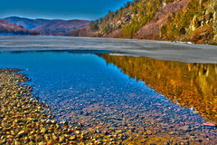 hdr jeziora tarnita Zdjęcia Royalty Free