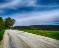 HDR landscape Stock Photo