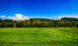 HDR landscape Royalty Free Stock Image