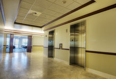 HDR of Lobby Stock Photography