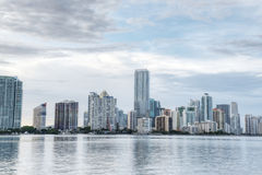 HDR of Miami Stock Image