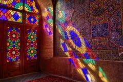 Free HDR Of Nasir Al-Mulk Mosque In Shiraz, Iran Stock Photo - 34967750