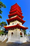 HDR of pagoda Stock Image