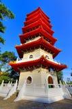 hdr pagoda obraz stock