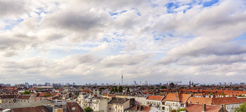HDR panorama of Berlin Stock Images