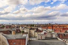 HDR panorama of Berlin Royalty Free Stock Photo