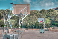 Hdr playground Stock Photography