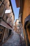 HDR Rue St. Antoine Stock Photo