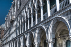 Hdr in San Marco Royalty Free Stock Photos