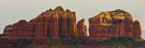 HDR Sedona N Royalty Free Stock Photos