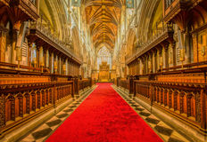 Selby Abbey Stock Photography