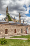 HDR: Tomb of Mevlana, the founder of Mevlevi sufi dervish order, Stock Photo