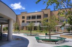 HDR van School in Florida Royalty-vrije Stock Afbeelding