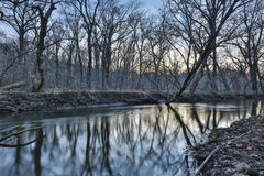 HDR Winter Stock Photography