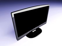 HDTV Royalty Free Stock Photo
