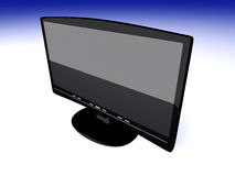 HDTV Royalty Free Stock Photos