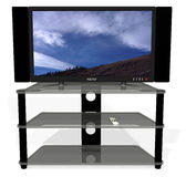 HDTV_Paths Stock Photo