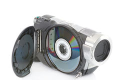 Hdv. High definition video camera - house equipment Royalty Free Stock Photography