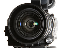 HDV Camera Royalty Free Stock Photography