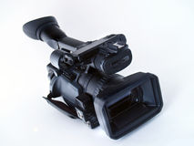 HDV Digital Camera Royalty Free Stock Photography