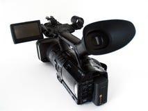 HDV Professional Camera Stock Image