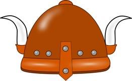 hełmów rogi odosobniony Viking