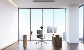 Head& x27 студии дизайна; офис s Стоковое фото RF