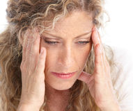 Head ache Stock Images