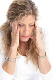 Head ache Stock Photos