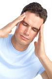 Head ache Royalty Free Stock Image