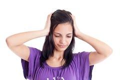 Head ache Stock Images