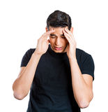 Head ache Royalty Free Stock Images