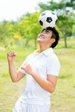 Head ball Royalty Free Stock Images